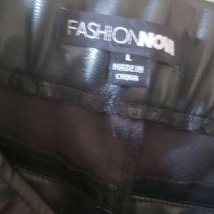 Fashion Nova Pants & Jumpsuits - Leather pants
